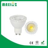 Venta caliente MAZORCA SMD LED GU10 con Ce RoHS Spotlight