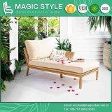 Плетеной шезлонгами с подушкой для отдыхающих плетеной Lounge (Magic Style)