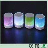 최고 판매 방수 LED 옥외 소형 Bluetooth 스피커 (BS-07)