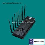 emittente di disturbo del segnale di telecomando 173MHz Lojack di 3G 4G WiFi Bluetooth (GW-JC8)