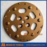 La tazza di PCD spinge la rotella della tazza di /Grinding per il pavimento a resina epossidica