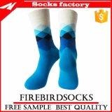 Хлопок женщина красочные обычная носки оптовой и пользовательские носки