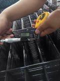Порошковое покрытие оцинкованной проволоки сетка ограждения экспортированы в Австралии и США