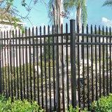 Aluminium Métal pressé Haut de la tête de lance de la sécurité résidentielle Clôture de jardin