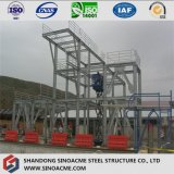 Galvanized Steel Structure Platform Wtih Multi Floors