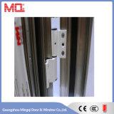 Puerta de aluminio doble del External del oscilación