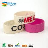 Nuovi braccialetti del silicone di disegno, Wristbands/fascia del silicone con l'alta qualità