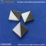 Qinuo kundenspezifische Dekoration GlasFrameless Farbanstrich-Plastikeckschoner