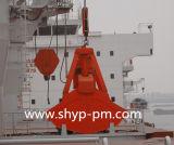 Bewegungshydraulisches Maschinenhälften-Zupacken mit BV-Bescheinigung