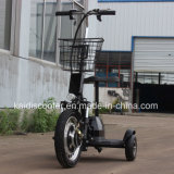 3 바퀴 바구니를 가진 전기 관광 차량 기동성 전기 스쿠터 350W