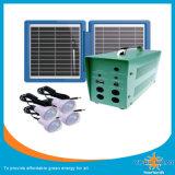 met Zonnepaneel en het LEIDENE Kleine Systeem Soalr van Lichten 20W