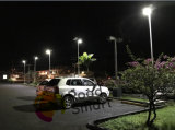高い発電の統合されたパテント太陽屋外LEDの庭の街路照明
