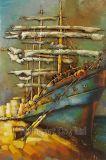 أكريليكيّ صورة زيتيّة جدار فنية لأنّ بينيّة زخرفيّة