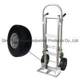 La Chine Fournisseur 2 en 1 plate-forme de stockage de la main de pliage en aluminium chariot