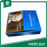 La carta kraft dei fornitori inscatola la scatola di presentazione (FORESTA che IMBALLA 016)