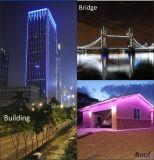 Fabbrica flessibile impermeabile dell'indicatore luminoso di striscia LED RGB con Ce