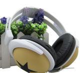 Auscultadores DJ coloridos para leitores de música MP3 de boa qualidade, melhor preço