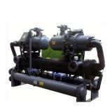 Wassergekühlter Schrauben-Kühler (doppelter Typ) der niedrigen Temperatur Bks-410wl2