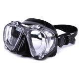 光学スキューバダイビングのスノーケリングのFreedivingマスク