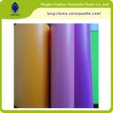 Tela incatramata del PVC di alta qualità per la tenda