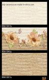 Blumen-Keramik-Stein-Fliese-Baumaterial