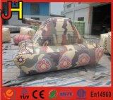 Carbonile gonfiabile di Paintball di figura del serbatoio sigillato aria per il campo di Paintball