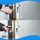 Hôtel en acier inoxydable de condamnation de poignée de verrouillage de la carte RFID pour le logiciel de gestion libre