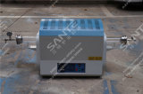 Horno de la calefacción del tubo del cuarzo para la investigación de la sinterización del material