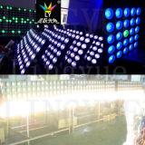 Matriz de LED RGB luz DJ Discoteca DMX iluminação de palco