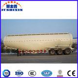 La fabbrica dirige il rimorchio del serbatoio dei 3 assi semi per il cemento alla rinfusa del trasporto