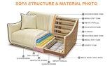 Софа мебели PU переговора мебели изготовления