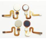 Achter knoop naar huis Flex Kabel van de Sensor van de Vingerafdruk voor HTC Wens 10 dicht