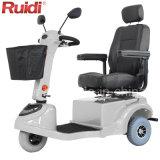 Drei behinderter Mobilitäts-Roller des Rad-Roller-mittelgrosser Roller-400W