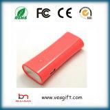 La batería del teléfono 5200mAh Li-vendedor caliente en la batería del Banco de energía móvil
