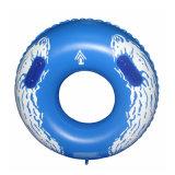 Rot 6 Zoll Durchmesser-Belüftung-aufblasbares Wasser-Gefäß für Wasser-Park