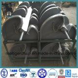 Тип затвор штанги/ролика анкерной цепи литой стали