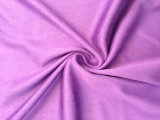 100 % polyester Tissu Tissu imitation cuir velours canapé
