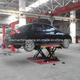 Ascensor cilindro de doble efecto para el automóvil del taller de reparaciones