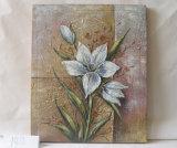 Gardenia Decoración de Hogar Pintura Lienzo Patrón decorativo