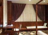 جوزة فندق غرفة نوم أثاث لازم صنع وفقا لطلب الزّبون خشبيّة ملكة غرفة نوم أثاث لازم