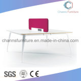 현대 가구 4 시트 사무실 테이블 컴퓨터 책상 워크 스테이션