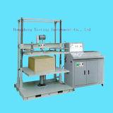 100 Kn Servo Control de cartón y de contenedores de compresión Máquina de prueba