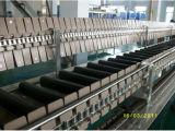 Máquina de rellenar del sistema del embalaje del esterilizador de la botella de la bebida del té
