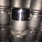 Tipo válvula del fuego del picovoltio de la válvula de presión del vacío