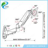 [جيو] جديدة 15 '' - 27 '' بوصة 360 درجة يدور قابل للتعديل إرتفاع [كمبوتر سكرين] [يس-دس312و] مكسب مشبك مدربة ماسورة صاعدة