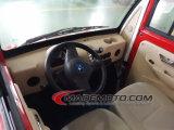 China stellte 4 Räder 4 Seaters elektrisches Auto mit der 100km Reichweite her