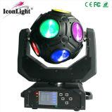 高い発電12X20W 4in1 LED移動ヘッド