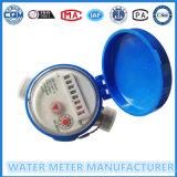 Medidor de agua de un solo dial Jet Jet