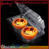 Bolla di plastica trasparente del supermercato della frutta/torta e della verdura dell'animale domestico e casella impaccanti (KH-007YL)
