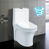 China fabricante de una pieza doble cisterna de un retrete